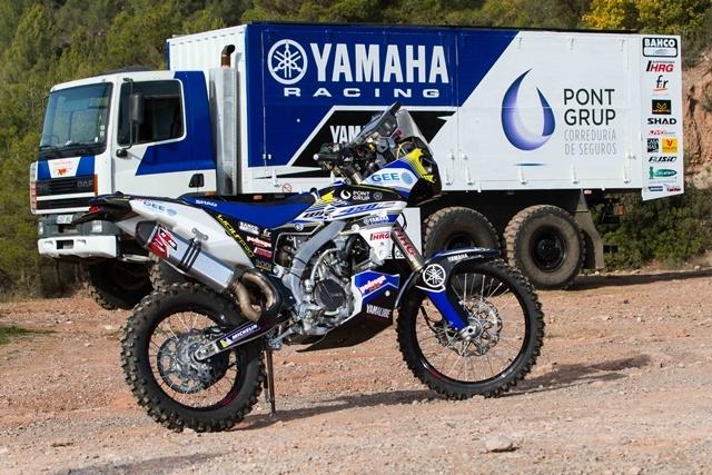 yamaha pontgrup camion