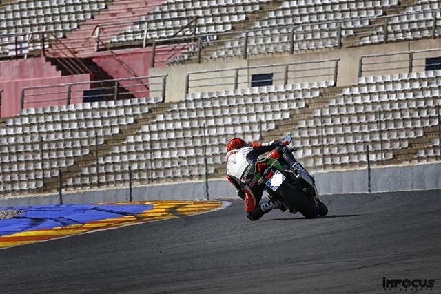 Kawasaki ZX10 Ismael Bonilla