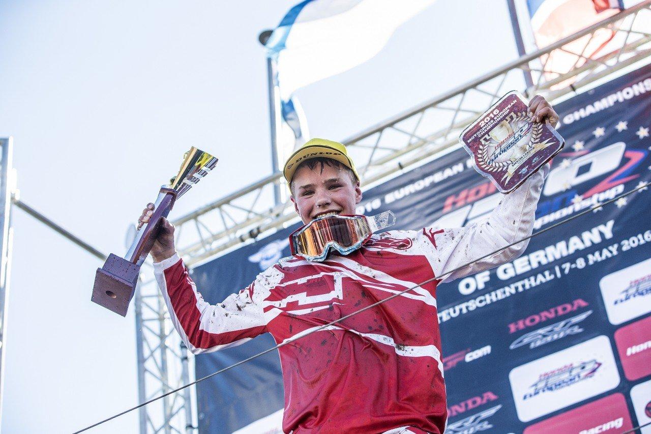campeonato europa CBf 150R campeón