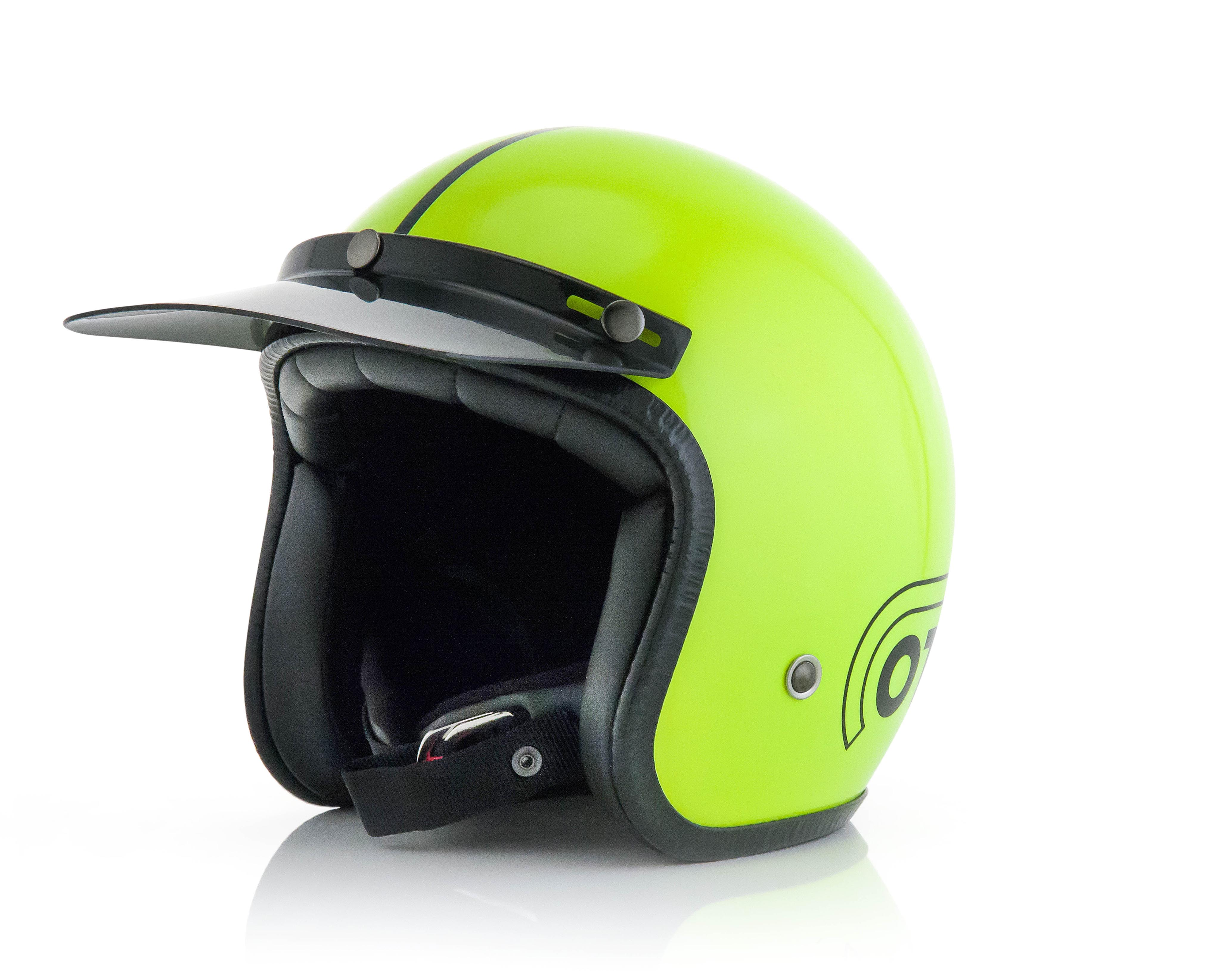 Acerbis ottano helmet yellow_1