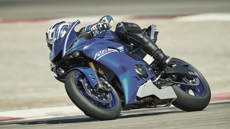 Nuevas Yamaha Tmax y R-6: Su precio y número de unidades para 2017