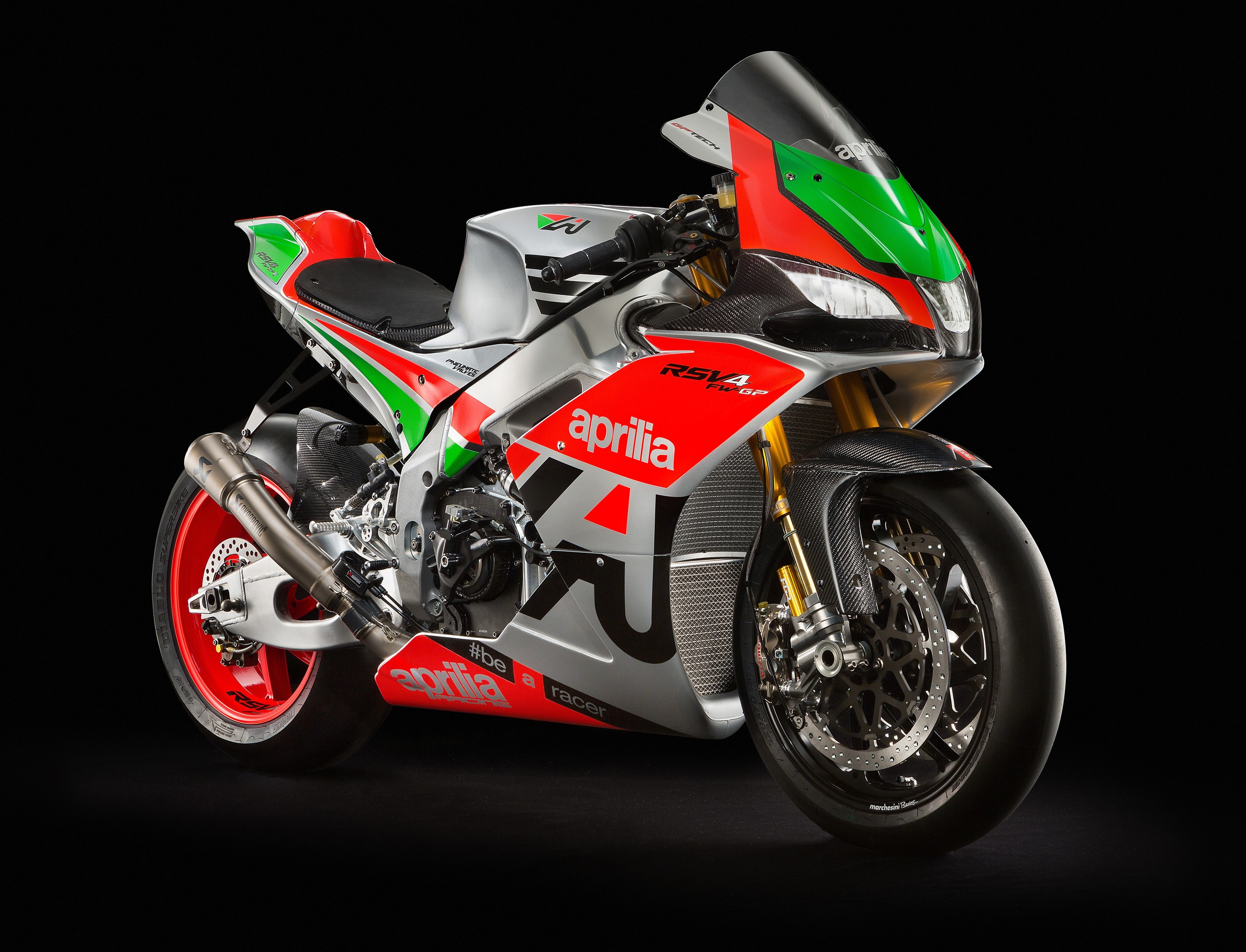 Prepara tu Aprilia RSV4 como una MotoGP