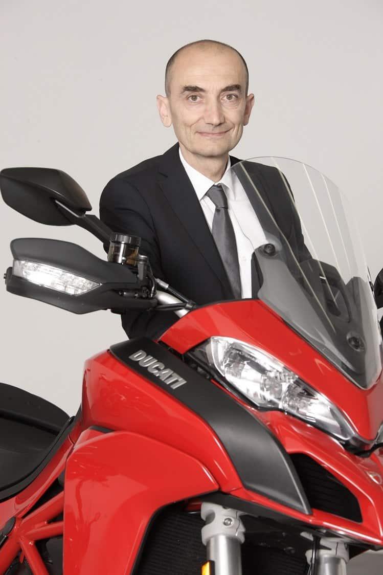 Ducati aumenta sus ventas en 2016 Claudio
