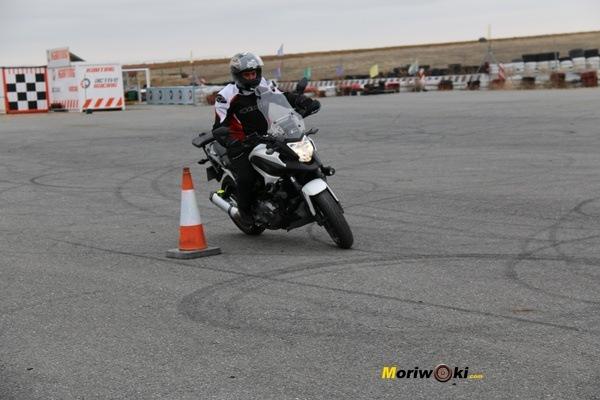 Curso conducción moto 18 marzo 2017 NC Cono