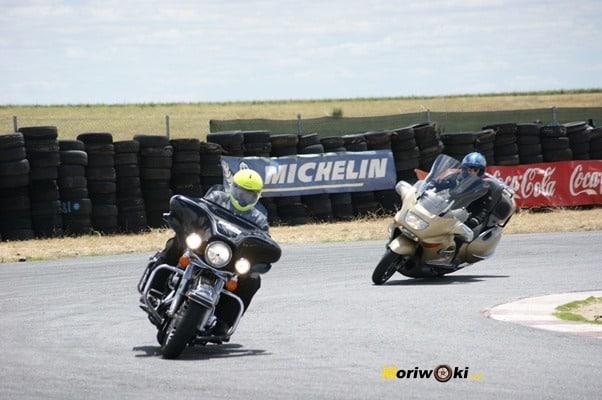 Curso conducción moto 18 marzo 2017 motos grandes