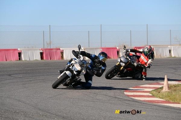 Curso conducción moto 18 marzo 2017 deportiva