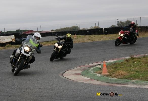 Curso conducción moto 18 marzo 2017 Grupo