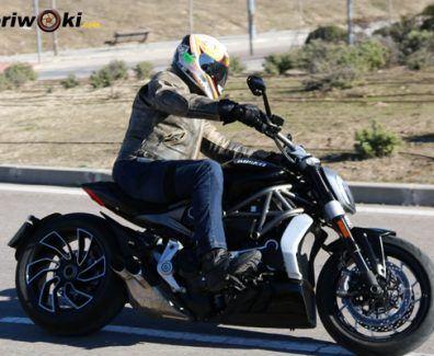 Ducati XDiavel 2016 S