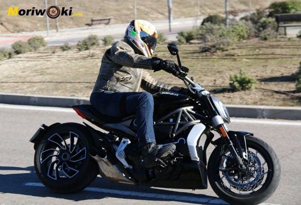 Ducati XDiavel 2016: Demolition Bike