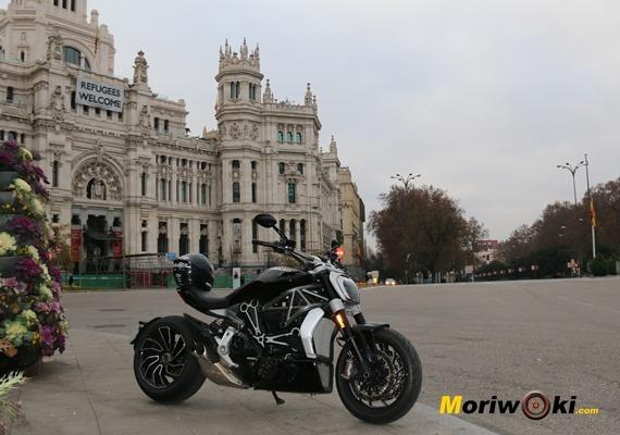 Ducati XDiavel 2016 ciobeles