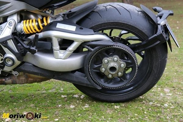 Ducati XDiavel 2016 correa