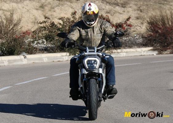 Ducati XDiavel 2016 frente