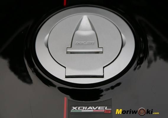 Ducati XDiavel 2016 logo