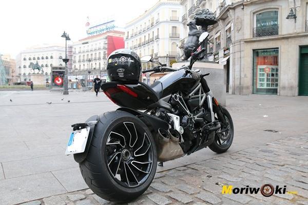 Ducati XDiavel 2016 pta sol