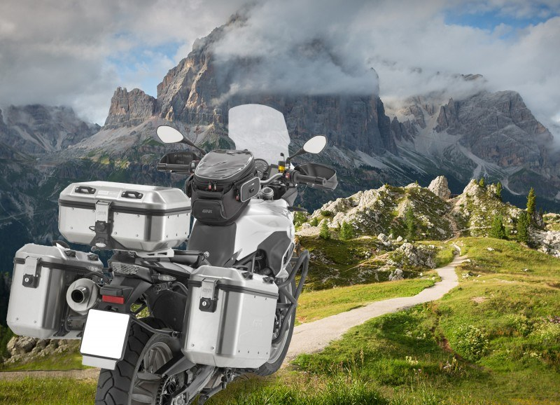 Gama Trekker Dolomiti GIVI