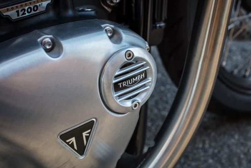 Triumph ventas 2016  motor