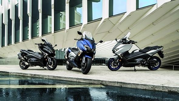 Yamaha Tmax 2017 2