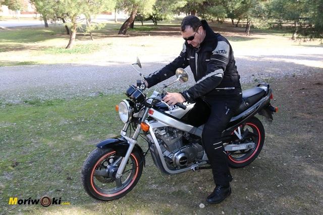 Ilusion moto nueva mirando