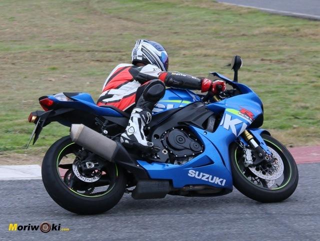 Suzuki GSXR 750: La Ecléctica deportiva