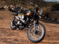 Yamaha SCR950 Jeff Palhegyi Designs 1
