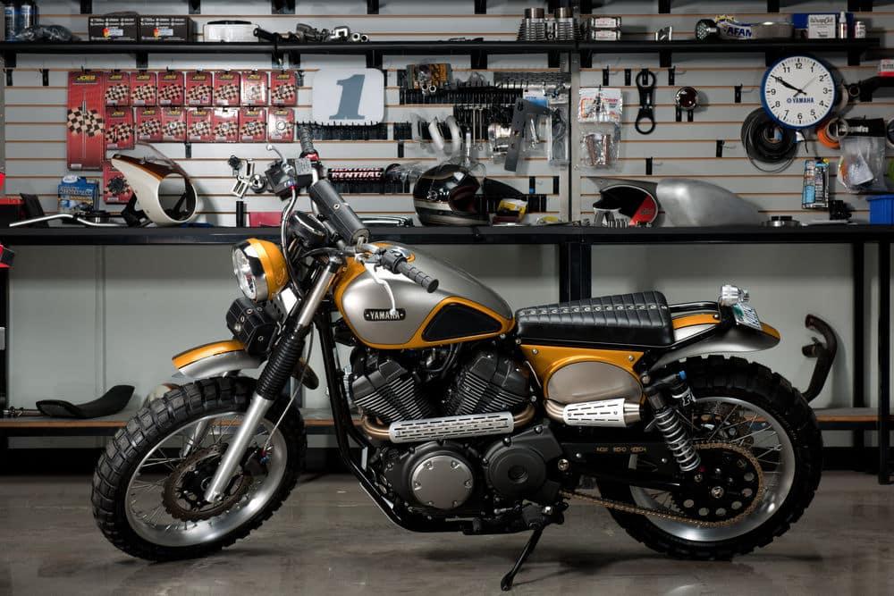 Yamaha SCR950 Jeff Palhegyi Designs 2