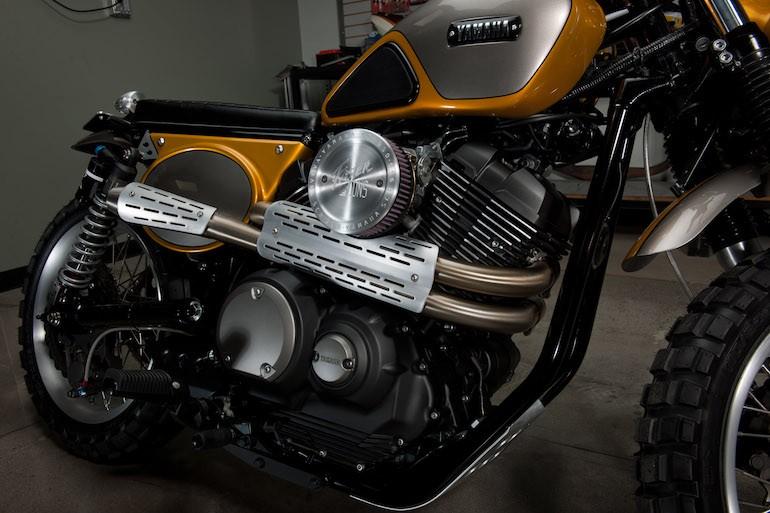Yamaha SCR950 Jeff Palhegyi Designs 3
