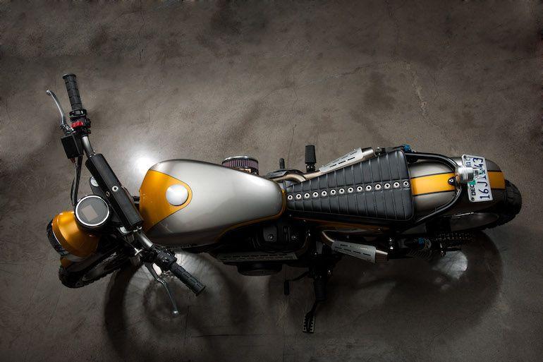 Yamaha SCR950 Jeff Palhegyi Designs 4