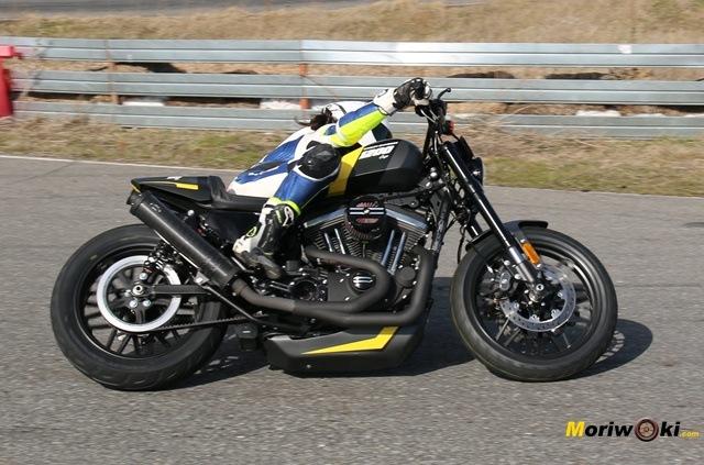 Harley Davidson Capital 1200 CupIZQUIERDAS