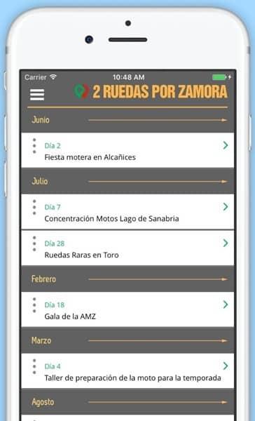 2 Ruedas por Zamora 4