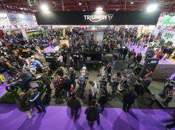 MotoMadrid 2017 Triumph
