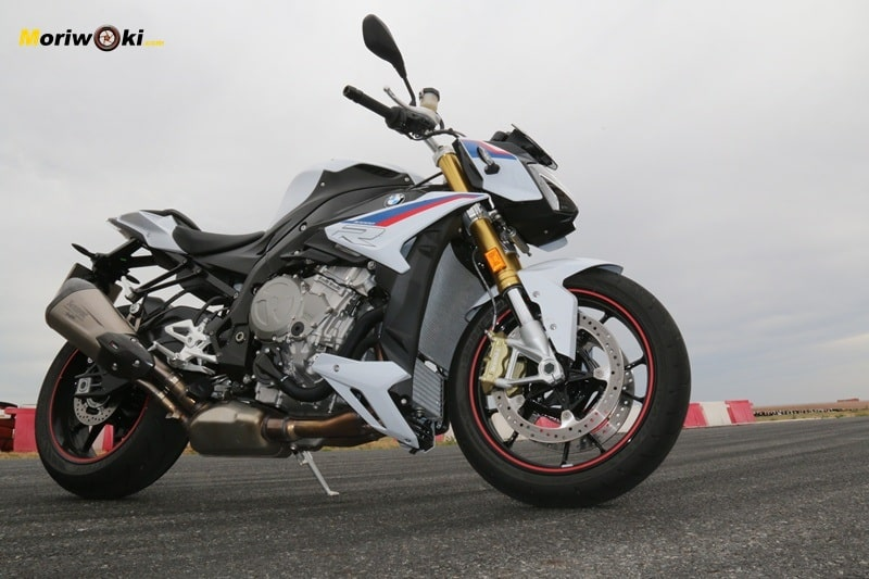 BMW S1000R: El Absolutismo Naked