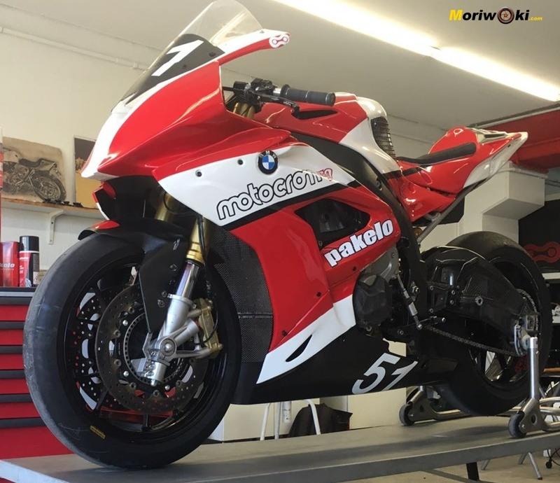 Proyecto 24hores-40años moto