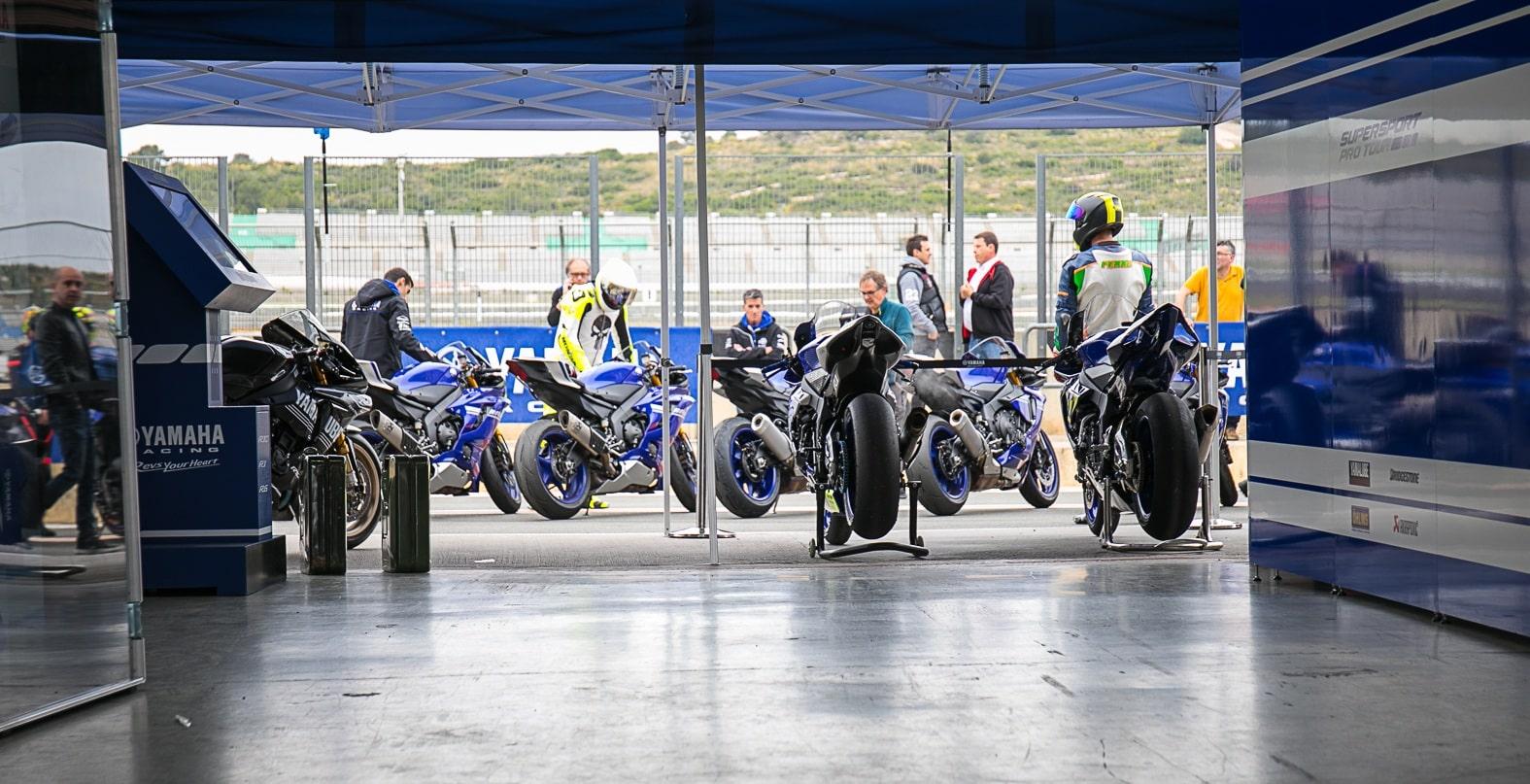 Yamaha: Super Sport Protour 2017 en Cheste 913