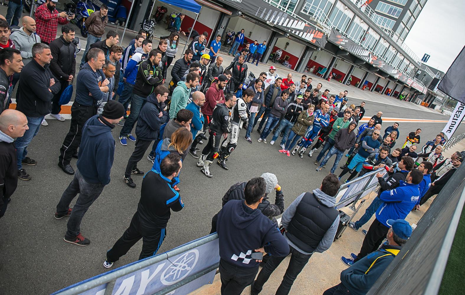 Yamaha: Super Sport Protour 2017 en Cheste 9