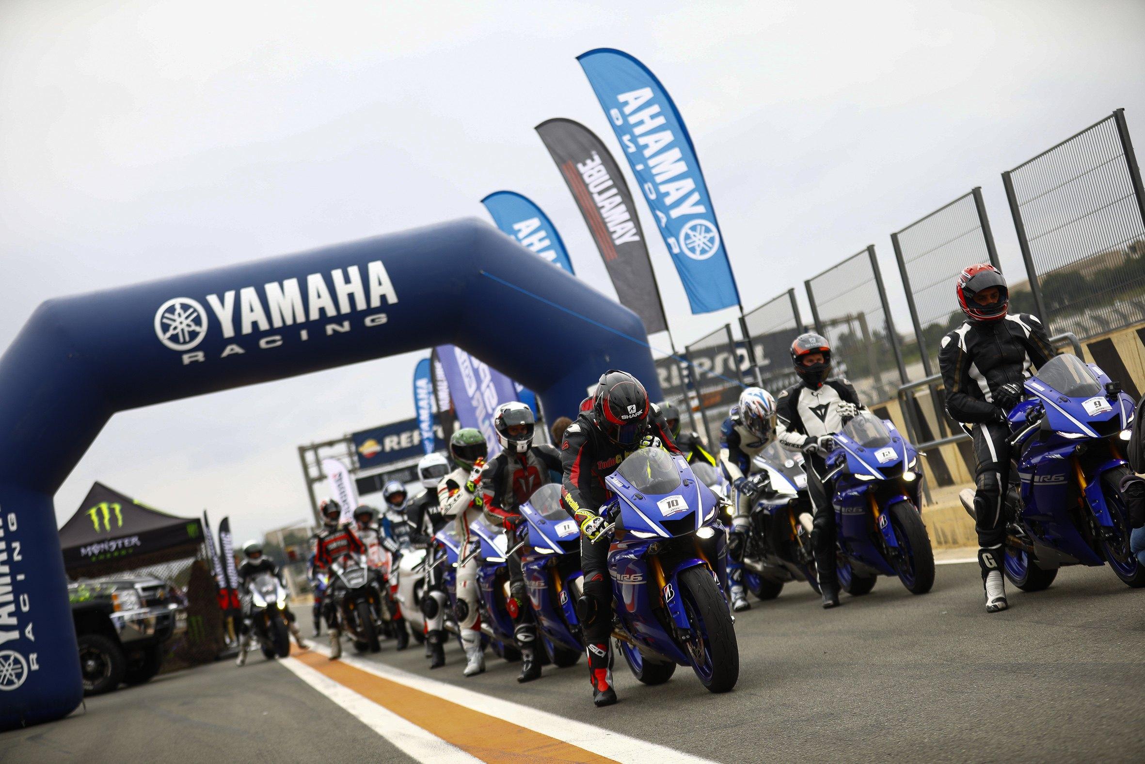 Yamaha: Super Sport Protour 2017 en Cheste 43