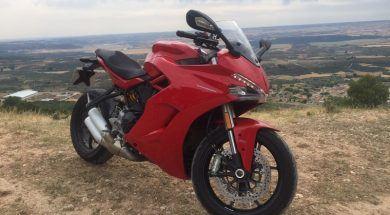 Ducati Super Sport moriwoki
