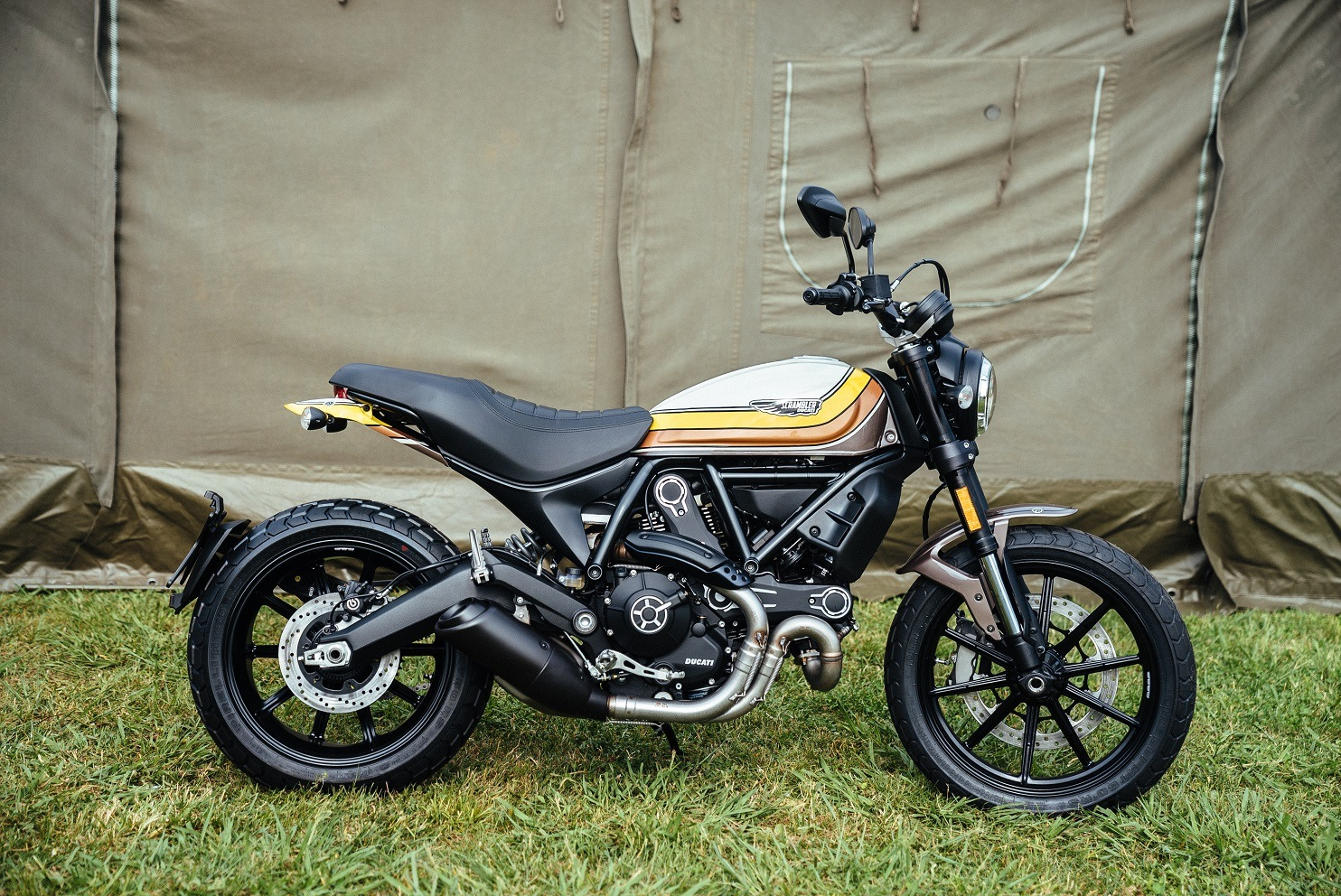 Ducati Scrambler M2