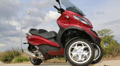 Piaggio MP3 500 LT Bussines  Portada