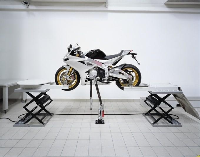 Akrapovic Responde Scanning - Motorcycle
