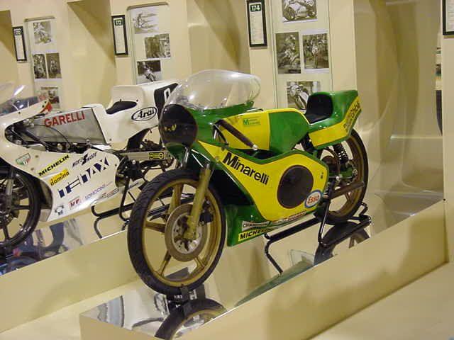 Museo A Nieto Minarelli