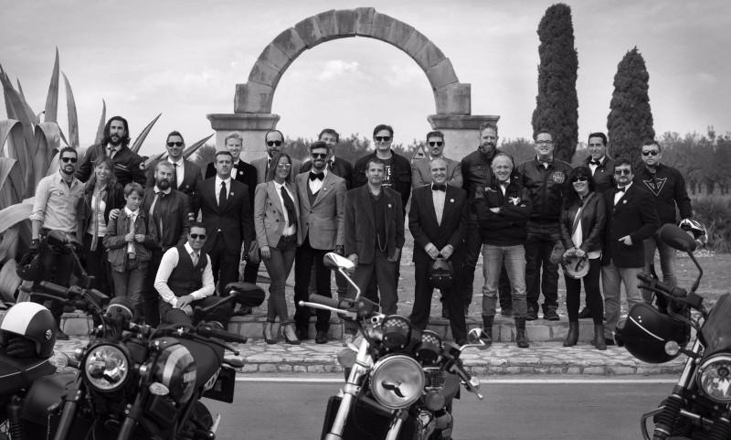 The Distinguished Gentleman's Ride 2.017 10