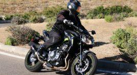 Kawasaki Z900: La solidez de un conjunto a un precio low cost
