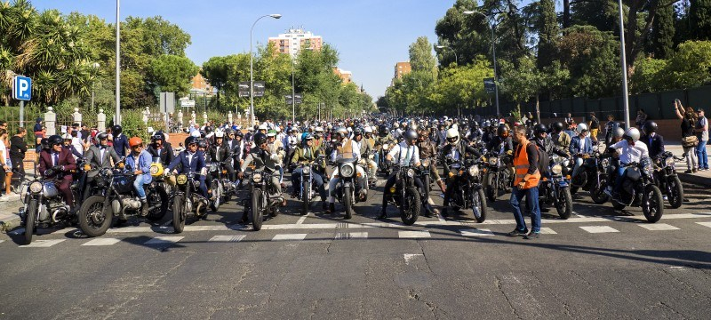 Distinguished Gentleman's Ride 2.017: La elegancia sobre dos ruedas volvió a inundar las calles de casi 600 ciudades