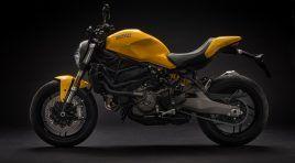 Presentada la nueva Monster 821 de Ducati