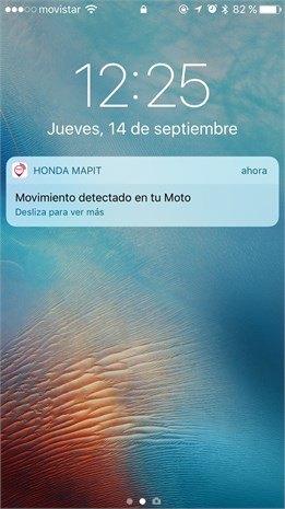 Honda incorpora la tecnología de conectividad 'Honda Mapit' en toda su gama de motocicletas y scooter