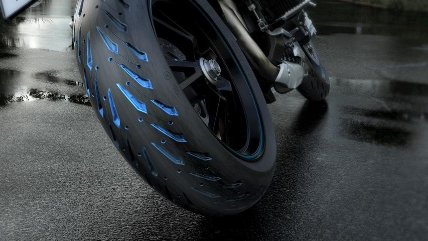 Nuevo Michelin Road 5