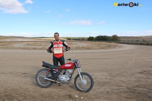 Dirt Track Madrid Curso Diploma