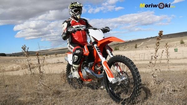 Dirt Track Madrid Curso KTM 250 SX IMG_8191