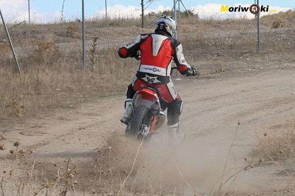 Dirt Track Madrid Curso KTM 250 SX IMG_8266