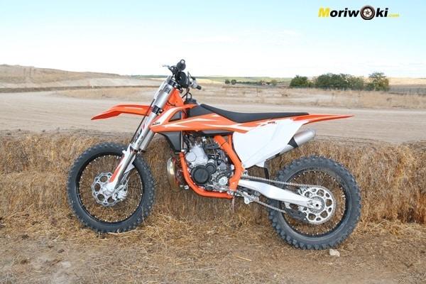 Dirt Track Madrid Curso KTM 250 SX IMG_8296